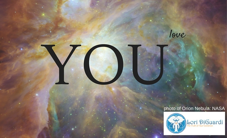 YOU to the power of love! Start with yourself and extend that power to others. This equation has no limits and expands into infinity and beyond!