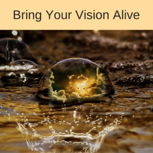 Audio Coaching MP3 Bring Your Vision Alive